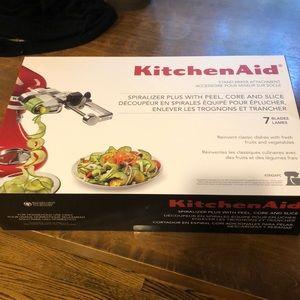 Kitchen Aid Spiralizer